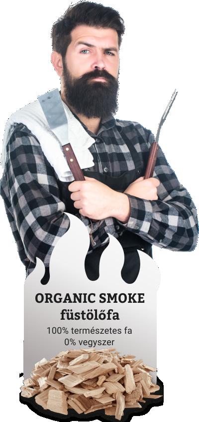 Füstölőfa chips