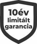 Kamado garancia 10 év