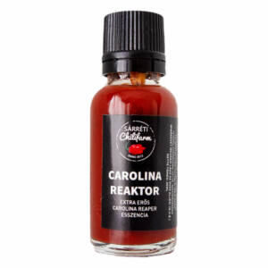 CAROLINA REAKTOR | Extra erős chili csepp 20ml