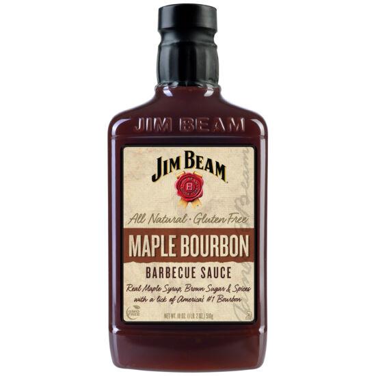Jim Bim Maple Bourbon BBQ szósz