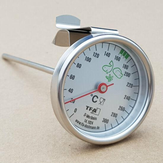Analóg grill hőmérő TFA
