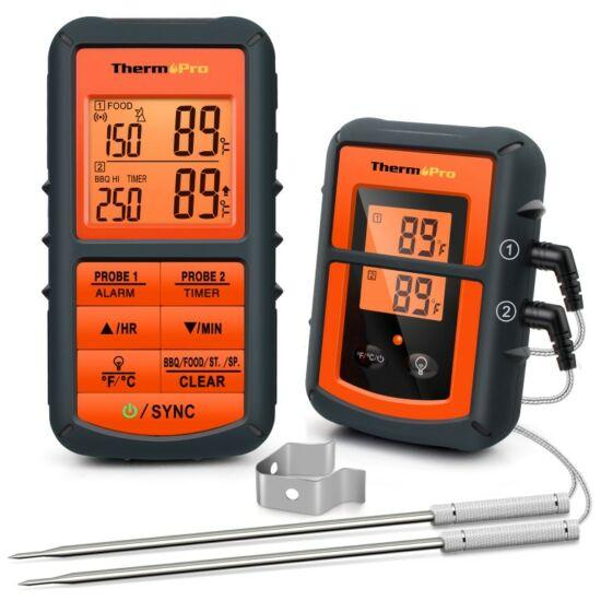 ThermoPro TP08C Digitális 2 tűs maghőmérő