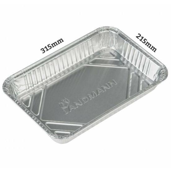 Alumínium olajfogó tálca landmann 0312