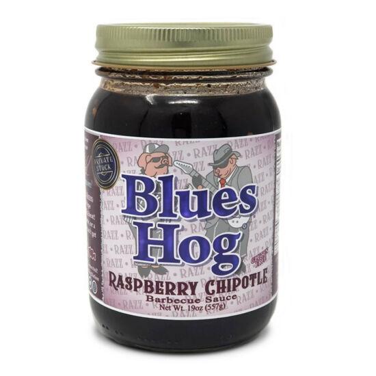 Blues Hog Raspberry Chipotle BBQ szósz 557g