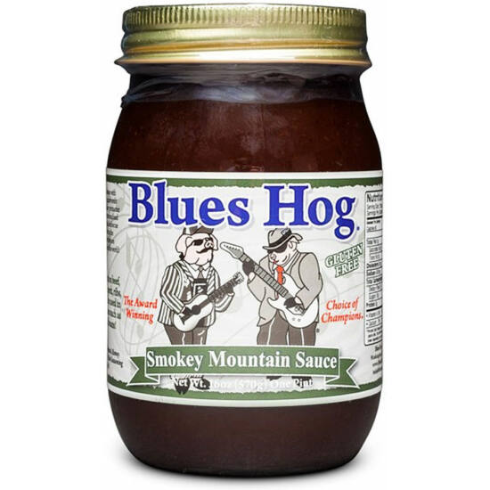 Blues Hog Smokey Mountain BBQ szósz 570g