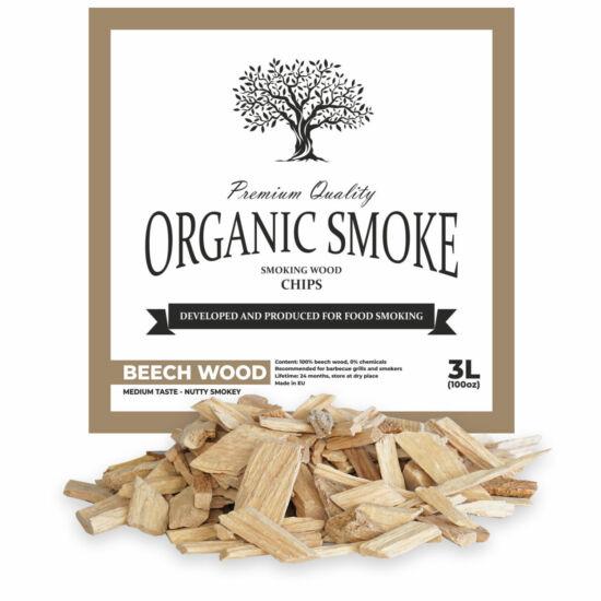 Bükkfa füstölőfa chips