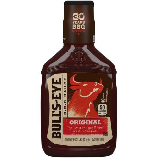 Bull's Eye Original Style Barbecue szósz 510g