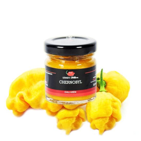 CHERNOBYL | Moruga Scorpion Yellow chili krém 35g