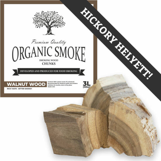 Diófa füstölőfa csonk