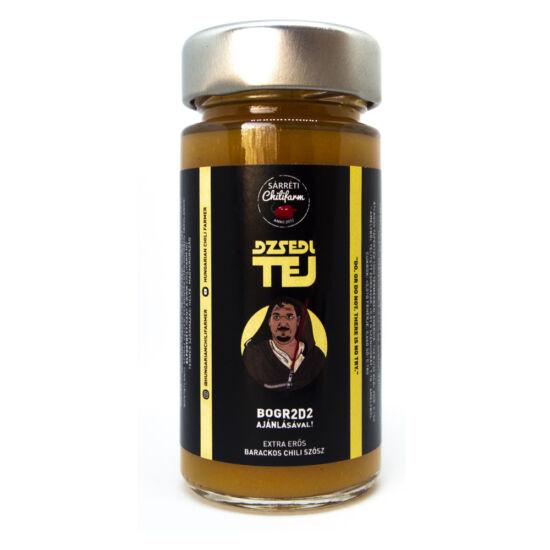 DZSEDI TEJ | Barackos chili szósz 100g