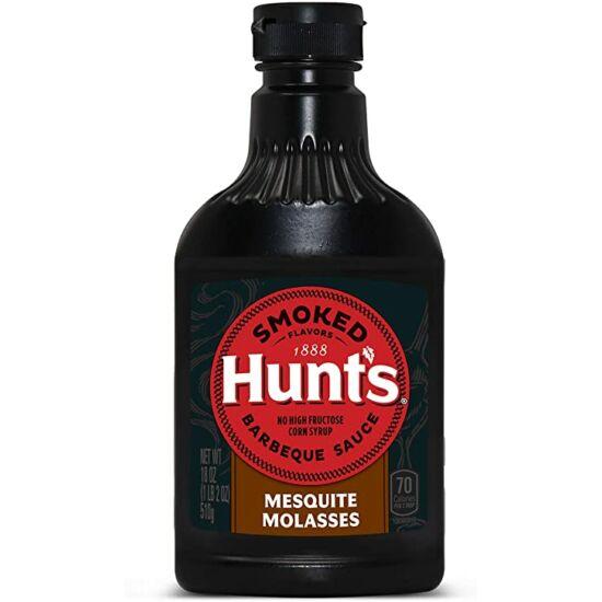 Hunt's Smoke Mesquite Molasses BBQ szósz 510g