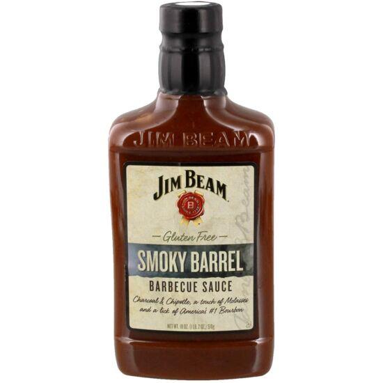 Jim Beam Smoky Barrel BBQ szósz 510g