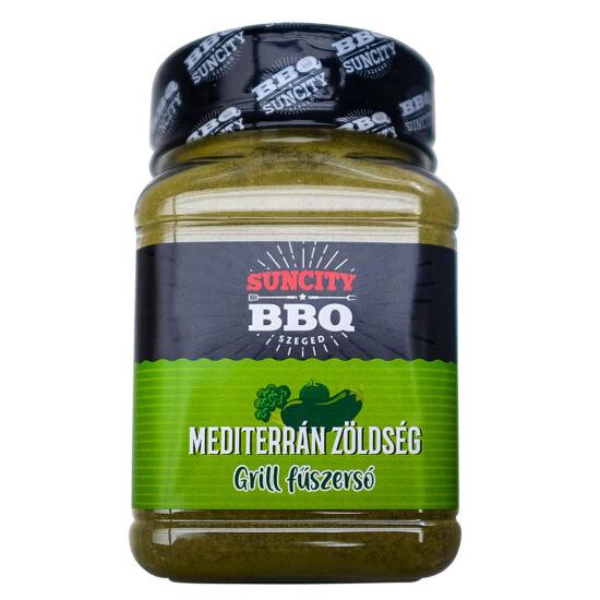 Mediterrán Zöldség - Grill fűszersó