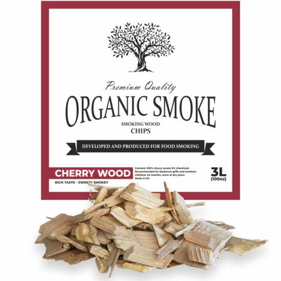Cseresznye füstölőfa chips