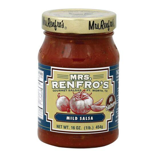 Mrs. Renfro's Mild Salsa 454g