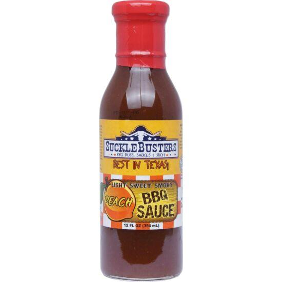 Suckle Busters Peach BBQ szósz 354ml