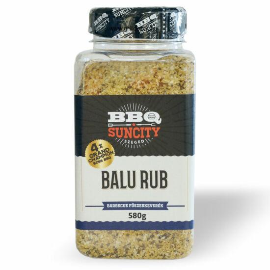 SunCity Balu rub BBQ fűszerkeverék 580g