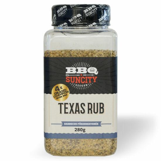SunCity Texas 280g BBQ rub